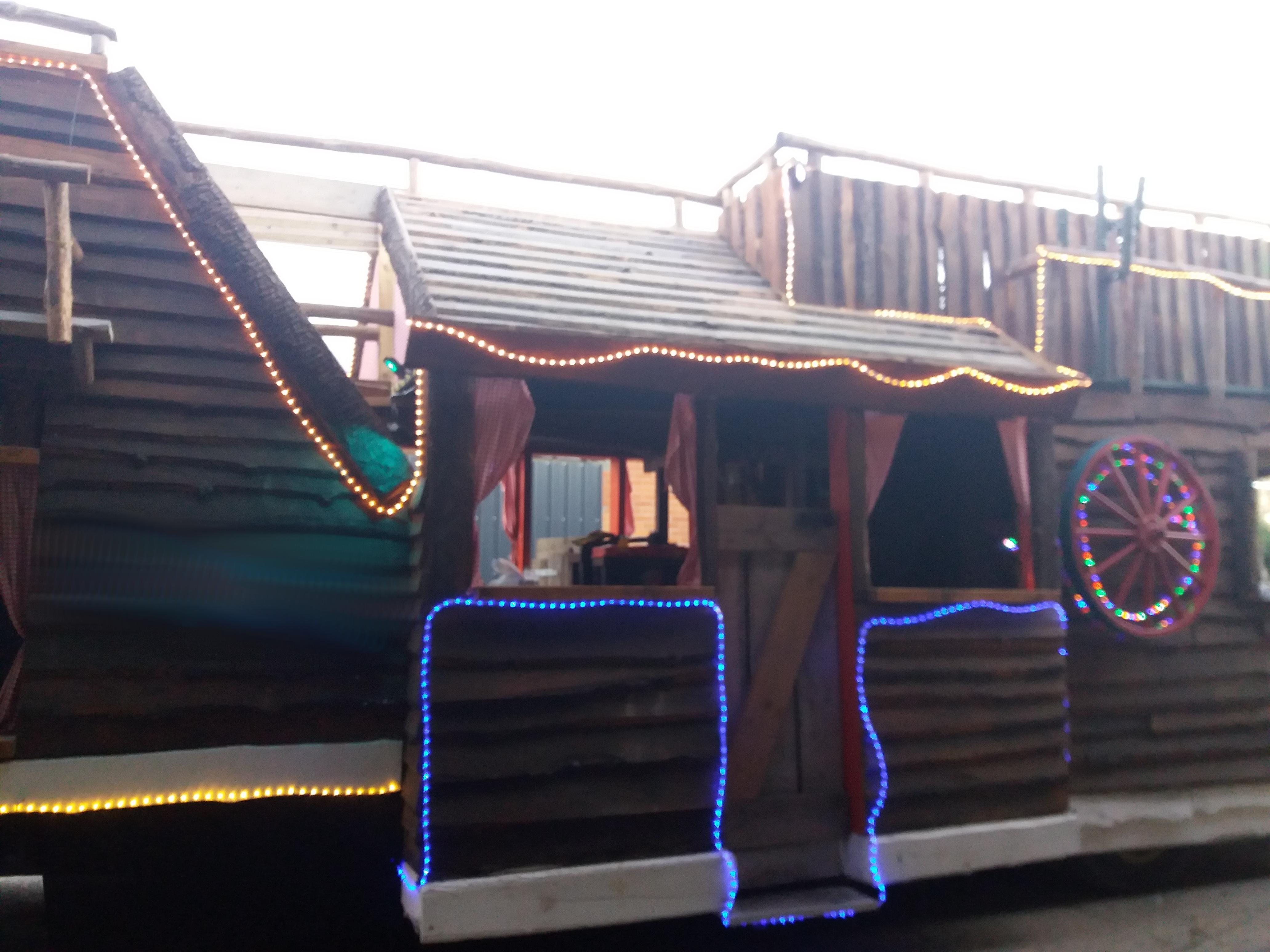 Saloon Te Huur