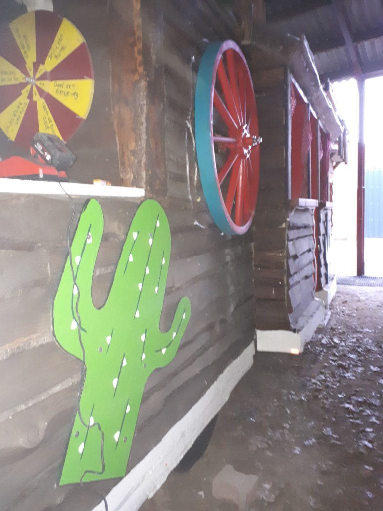 Zijkant - Cactus